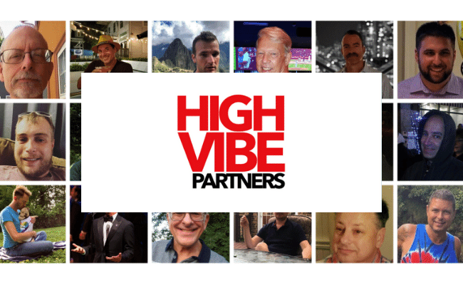 HVP Website Branding