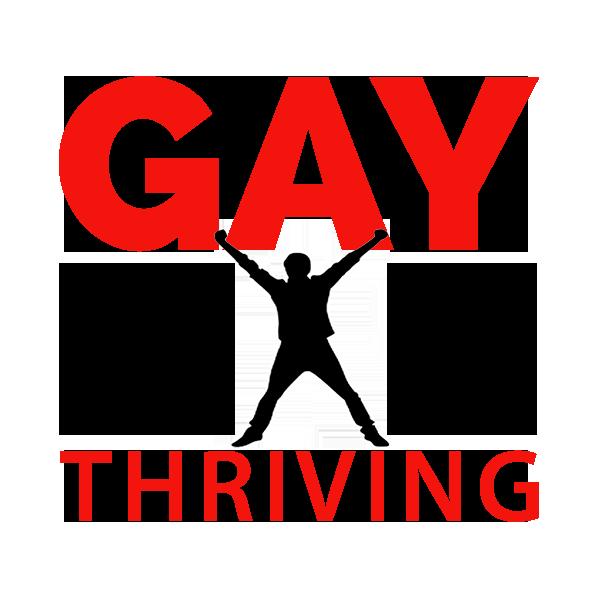 Gay Man Thriving